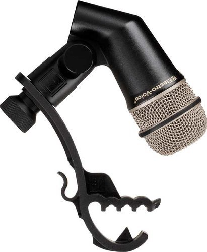 Electro-Voice PL35 Dynamic Snare/Tom Microphone, Supercardioid, With Clamp PL35