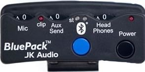 JK Audio BluePack Wireless Interview Tool for Bluetooth-Enabled Cell Phones BLUEPACK