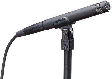 Audio-Technica AT4041 Cardioid Studio Electret Condenser Microphone AT4041