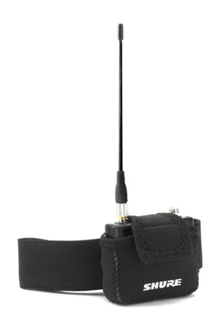Shure WA581B Black Cloth Pouch for UR1M WA581B