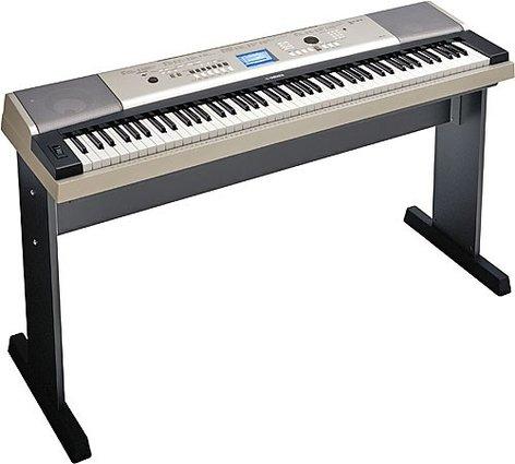 Yamaha YPG-535 88 Keys W/GST Action Keyboard YPG-535