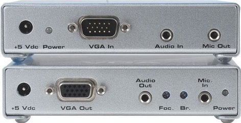 Gefen Inc EXT-VGA-AUDIO-141 VGA Audio Extender EXT-VGA-AUDIO-141
