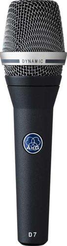 AKG D7  Dynamic Microphone, Supercardioid, 70Hz-20kHz D7