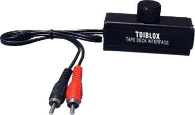 RapcoHorizon Music TDIBLOX  Tape Deck Interface Blox  TDIBLOX