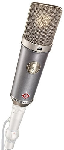 Neumann TLM 67 Multipattern Microphone with K67 Capsule and Wood Box in Dual Tone Finish TLM67