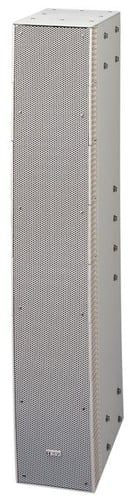 TOA SR-S4SWP 600W Weather-Resistant Slim Line Array Module in White SR-S4SWP
