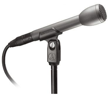 Audio-Technica AT8004 Omni Mic, 80Hz-16kHz AT8004