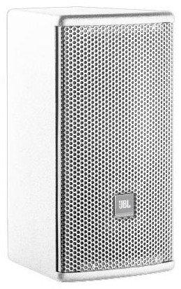 "JBL AC16 6.5"" Ultra Compact Two-Way Full Range Speaker AC16-WHITE"