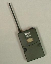 Telex WT500-71894G1-G-BAND  Bodypack Transmitter G-Band  WT500-71894G1-G-BAND