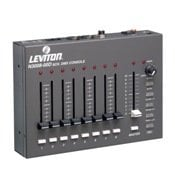 Leviton N3008-00D 8-Channel 3000 Series DMX Controller N3008-00D