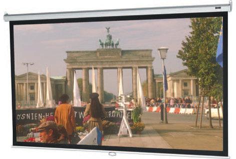 """Da-Lite 78670 52"""" x 92"""" Model B® Matte White Screen 78670"""