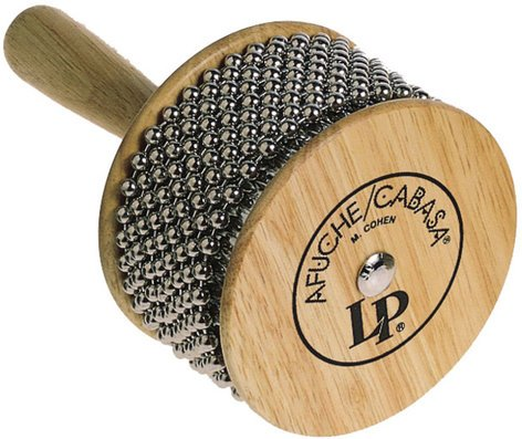 Latin Percussion LP234A Standard Wood Afuche / Cabasa (Maple) LP234A