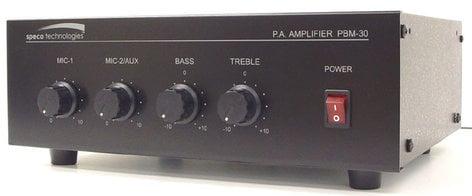 Speco Technologies PBM30 30 Watt Amplifier PBM30