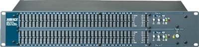 Ashly MQX-2310 2 Channel 31-Band Equalizer, MQX2310 MQX2310