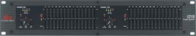 DBX 1215 Dual Channel 15 Band Equalizers 1215