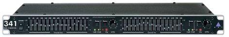 ART EQ341 2-Channel15 Band Graphic Equalizer EQ341
