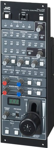 JVC RM-LP25U Local Camera Remote Control Unit with Joystick RMLP25U