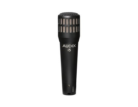 Audix i5 Dynamic Cardioid Instrument Microphone I-5