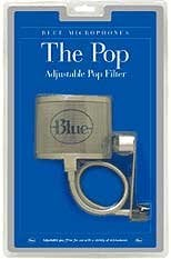 Blue Microphones THE-POP Stainless Pop Filter THE-POP