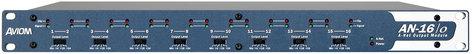 Aviom AN-16/o v.4 16 Channel Line Level Output Module for Aviom Pro16 with DB25 Outputs AN16/O-V.4