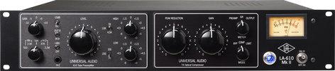 Universal Audio LA-610 MkII Classic Tube Channel Strip LA-610-MKII