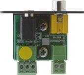 Kramer WAV-1R Wall Insert, RCA(F) & 3.5mm(F) Terminal Block WAV-1R