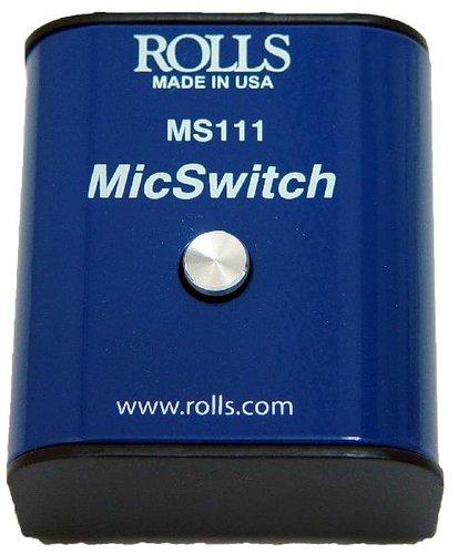 Rolls MS111 Mic Switch On/Off MS111