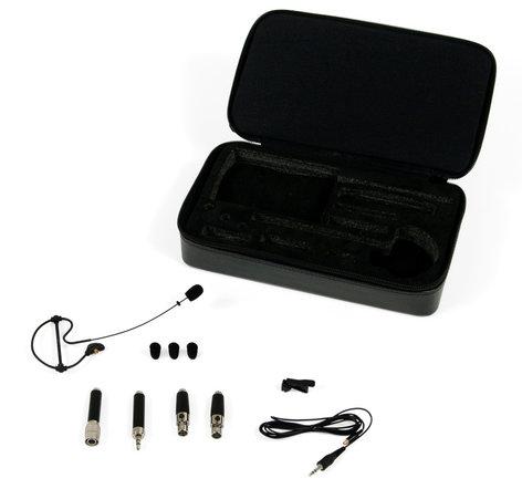 Samson SE50B Omnidirectional Headset Microphone in Black SE50B