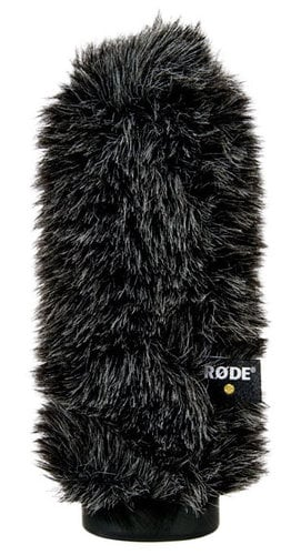 Rode WS7 Deluxe Windshield for NTG-3 and Shotgun WS7-RODE