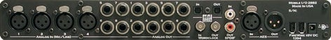 Metric Halo Mobile I/O 2882 Expanded FireWire Audio Interface with Integrated 2d Card for Mac MIO2882-EXPANDED