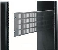 Middle Atlantic Products APV-2  2-Space Econo Vented/Hinged Rack Access Panel APV-2