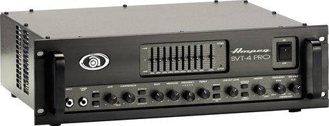 Ampeg SVT4PRO 300W Hybrid Bass Amplifier Head SVT4PRO