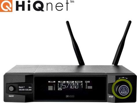 AKG SR4500 UHF True Diversity Receiver SR4500