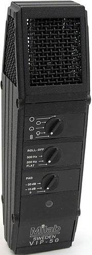 Milab VIP-50 Transformerless Multi-Pattern Condenser Microphone VIP50