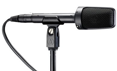 Audio-Technica BP4025 XY Stereo Condenser Microphone, Phantom-Powered BP4025