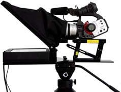 """Mirror Image Teleprompter LC160HB  15"""" High-Brightness LCD Field Teleprompter LC160HB"""