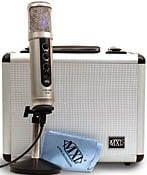 MXL Microphones MXL-USB.009  Professional 24-Bit/96 kHz USB Studio/Broadcast Microphone MXL-USB.009