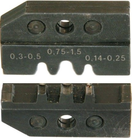 Neutrik DIE-R-HA-1  Crimp Tool Die  (for HX-R-BNC) DIE-R-HA-1