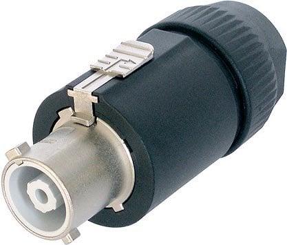 Neutrik NAC3FC-HC  PowerCon® 32 Amp Hi-Curr BLK NAC3FC-HC
