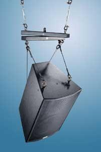 ATM/Adaptive Technologies SAS1WA-20  One Way Array Speaker Rigging and Aiming System SAS-1WA-20