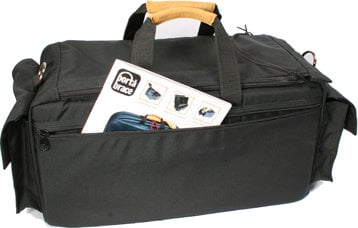 "Porta-Brace CAR-2B  Black Cargo Case (18""L x 8""W x 10""H Interior, with Divider Kit) CAR-2B"
