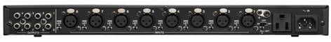Tascam LA81MKII Line Amp 8 Channel Balanced to Unbalanced LA81MKII