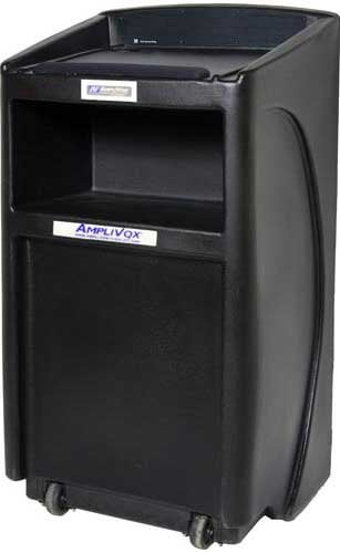 AmpliVox SN3250 Lectern without Sound SN3250