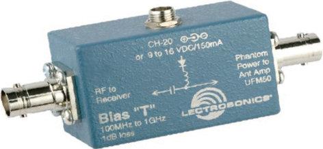 Lectrosonics BIAST DC Power Inserter for UFM50/UFM230 BIAST