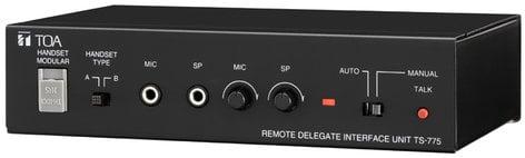 TOA TS775  Remote Delegate Interface  TS775