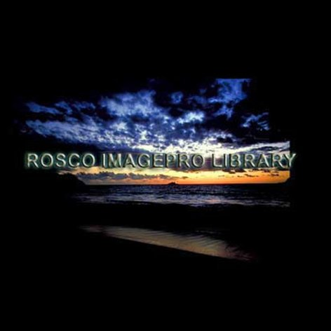 Rosco Laboratories P3887 iPro Slide: Skies P3887