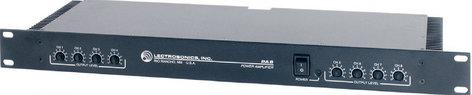 Lectrosonics PA8 8-Channel Power Amplifier (10W/CH @ 4 Ohms, 6W/CH @ 8 Ohms, Bridgeable) PA8