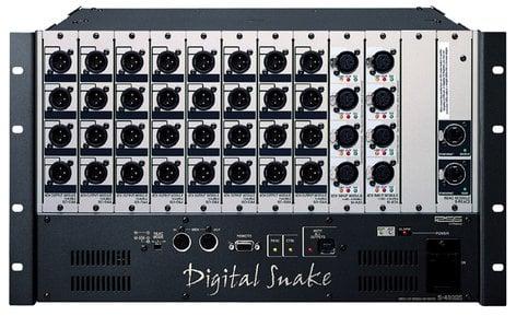 Roland S4000S-4000 Digital Stage Snake Modular Rack 40 x 0 S4000S-4000