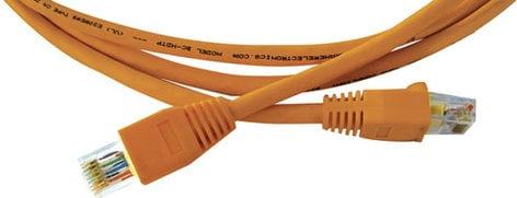 Kramer CP-HDTP/HDTP-25  25 ft. Plenum Ultra Low Skew UTP RJ45 M-M Cable CP-HDTP/HDTP-25