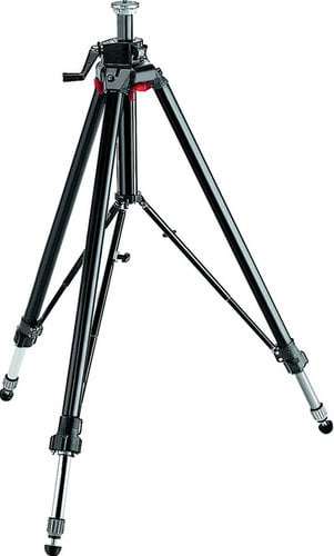 Manfrotto 058B  Triaut Tripod (without Fluid Head) 058B